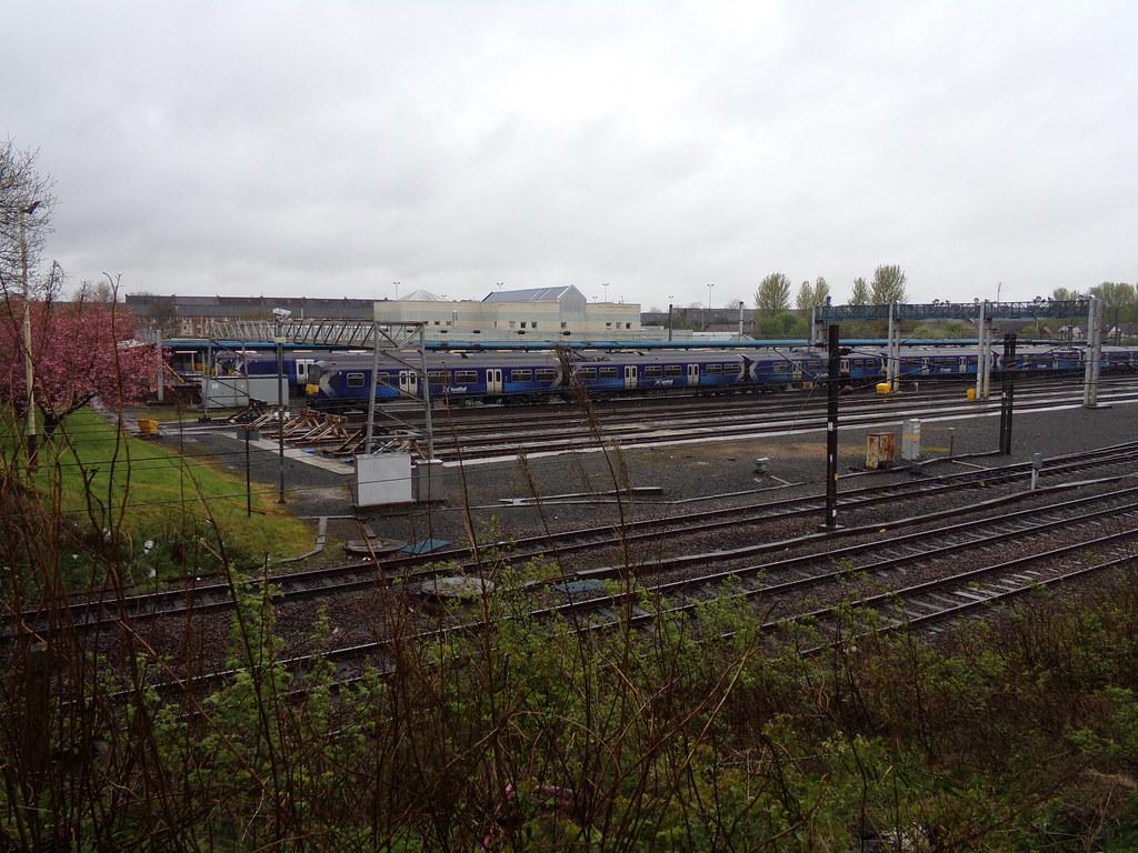 YOKER 320317 Johnwebb292 Tags Electric Emu Class 320 Yoker