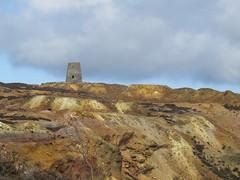 9141 Mynydd Parys - Parys Mountain copper mine (Andy - Busyyyyyyyyy) Tags: 20170401 mynyddparys parysmountain copper mine ccc mmm opencast ooo