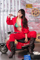 Neko2055 (Mike (JPG直出~ 這就是我的忍道XD)) Tags: neko d300 model beauty 棚拍 studio portrait underwear