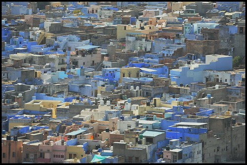 Jodhpur roofs