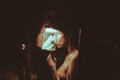 Jana III (Martin Neuhof | martin-neuhof.com) Tags: licht light see tattos girl dreads stil stille glas broken mirror