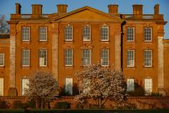 7/4 Evening sunshine on Himley Hall (garyjones1959) Tags: leica vlux digital dudley himley stately home