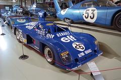 Alpine Renault A441 (Ronald_H) Tags: musée des 24 heures du mans muséedes24heuresdumans le car racing film 2017 holiday france museum