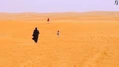 Vast Deserts of Arabia, Red Sand Desert, Riyadh (RJ-Clicks) Tags: golden red bright sand reddesert redsanddesert arab arabia desert day sunlight family rehanjamil rjclicks nikond5100 nikon d5100 pakistaniphotographer photographerindammam photographerinkhobar pakistani