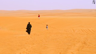 Vast Deserts of Arabia, Red Sand Desert, Riyadh