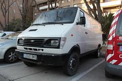 2001 Daewoo Lublin 3 Furgón Largo (coopey) Tags: 2001 daewoo lublin 3 furgón largo