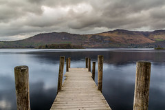 Derwent Water  (explored April 13th 2017) (Photo_stream_this) Tags: derwent water lakes jetty