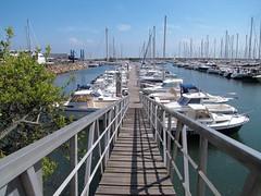 """Port de plaisance en Loire-Atlantique """"France"""" (josianelavielle) Tags: port bateaux ponton"""