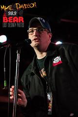 Mike Davison (Lost Destiny Photos) Tags: radio fort wayne indiana rusty spur bear 989 rock metal davidson mclovin music n roll nikon d750