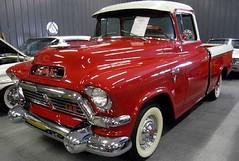 1957 GMC Suburban pickup (edutango) Tags: truck 13