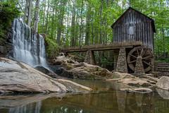 Lefler Mill - Marietta, GA (Jon Ariel) Tags: lefler leflermill lifeuniversity atlanta ga georgia gristmill water waterfall marietta metroatlanta historic grist mill