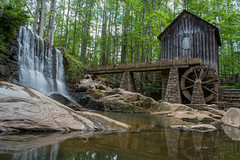 Lefler Mill - Marietta, GA (Emanuel Dragoi Photography) Tags: lefler leflermill lifeuniversity atlanta ga georgia gristmill water waterfall marietta metroatlanta historic grist mill
