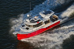 Ranger-Tugs-R-29s-exterior (Soundings Magazine) Tags: boats pocketcruisers cruisers yachts