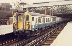 BR-411518-61333-CharingCross-1984b (Michael Wadman) Tags: 4cep class411 charingcross 411518 britishrail