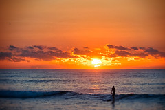 GOLDEN HOUR PADDLE (Brandon Kapana Photography) Tags: surf sunrise sun clouds ocean water waves power canon cruise photography photo chill happy life love colors 135mm zoom golden hour goldenhour priceless