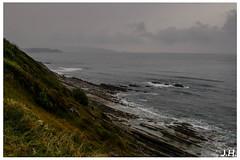 4O8A9555TAG (JHP Photographies) Tags: france sudouest meteo meteoaleacarte nuages clouds francesudouest paysbasque saintjeandeluz paysage plage beach horizon corniche routedelacorniche urrugne