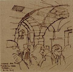 Osteria della Divina Providenza, Lecce, 16th April 2017
