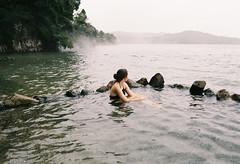 Hot Springs (DawnChapman) Tags: analog film 35mm fuji fujifilm fujicolorsupiera200 superia200 hotspring lake rotorua newzealand