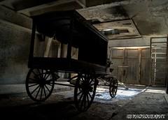 Carriage 3 (sarahrein92) Tags: alt marode vergessens kutsche hdr srphotography