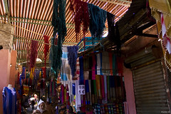 Marrakech Febrero 2017 (Marta. B.) Tags: wool lana medina morocco marruecos marrakech zoco souk street calle photoshop photographer photography photo art arte africa color ciu ciudad vidaciudad city lifeinthecity lifestyle lovely fotografa foto store tienda shop
