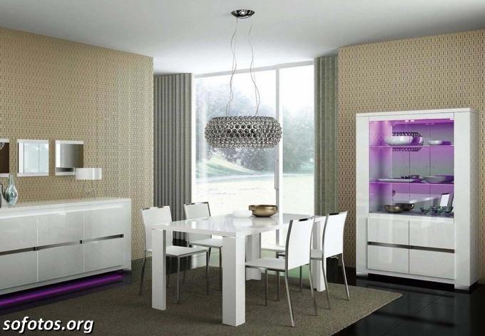 Salas de jantar decoradas (88)
