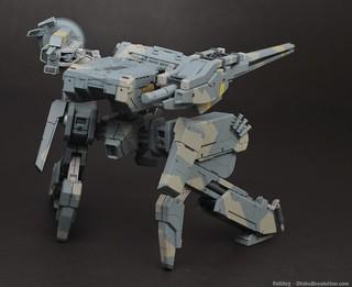 Metal Gear REX - Fin 12 by Judson Weinsheimer