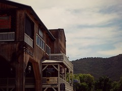 Old Town Temecula (mrvanessarose) Tags: california travel sky cali clouds sandiego roadtrip bbq historic western palomar oldtown temecula visitca