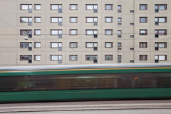 Helsinki (arnd Dewald) Tags: longexposure window facade suomi finland helsinki finnland fenster tram helsingfors fassade sörnäinen hämeentie sörnäs arndalarm tavastvägen strasenbahn mg288758k0e05re20c50rd1v2h31web