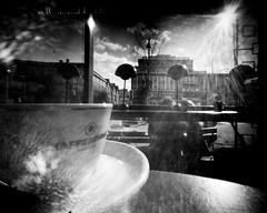 45_ID100_Pinhole_Bønna_WWPPD2013#006 (tor ger) Tags: coffee café backlight analog pinhole homemade 4x5 tromsø 100iso worldwidepinholephotographyday motlys kaffebønna iforddelta100 torgergrytå