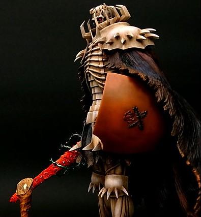 存款一刀兩斷!骷髏騎士白色版限量開賣!