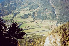 welcome home (ivvy million) Tags: salzburg film nature analog landscape austria sterreich europa europe natur scanned landschaft werfen eisriesenweltwerfen ivvymillion
