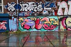 graffiti (wojofoto) Tags: amsterdam graffiti streetart wojofoto ndsm wolfgangjosten nederland netherland holland