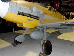 "Messerschmitt Bf109G (10) • <a style=""font-size:0.8em;"" href=""http://www.flickr.com/photos/81723459@N04/9247641087/"" target=""_blank"">View on Flickr</a>"
