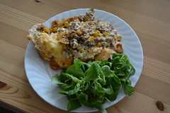 Taco pie (petrusko.rm) Tags: food dinner pie nikon eat taco dslr d5200