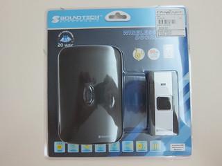 SoundTeoh No. 77 Wireless Doorbell
