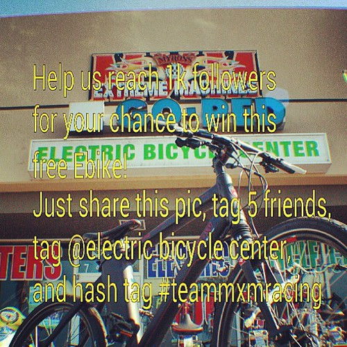 #teammxmracing#goped#bikes @electricbicyclecenter @mrgrip @kassandralise @twopoint_slow @chino_12345 @steve_scuba_sam