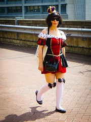 HyperJapan-7 (sharon.steeples) Tags: anime japanese cosplay traditional manga event geisha earlscourt hyperjapan