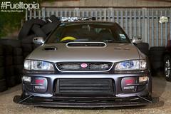 Ruislip Tyres - Subaru Impreza (Dan Fegent) Tags: longexposure cars car gorgeous tripod fast automotive turbo stunning fullframe quick wrx sti awd subaruimpreza boxerengine canon1dx ruisliptyres