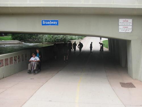 Photo - Broadway Underpass (Complete)