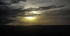 Amanecer de puerto (ChinoEstrada) Tags: sol mar guatemala playa amanecer nubes olas escuintla iztapa