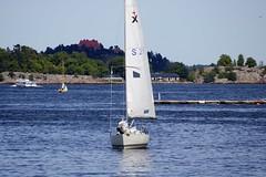 Sailboat in saltsj (AdamTje) Tags: sailboat sweden stockholm archipelago nacka skrgrden saltsj