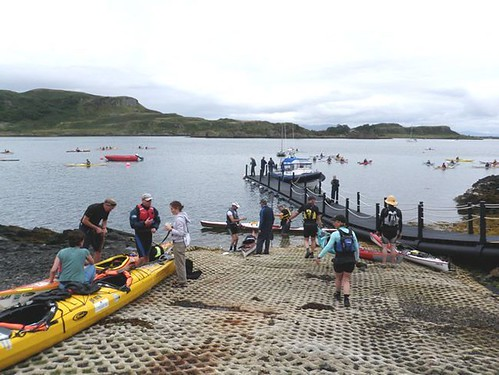 2013 Oban Sea Kayak Race 9