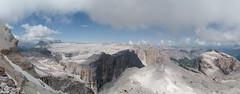 Sella (t_fabb) Tags: 2 mountains montagne scout panoramica alto montagna sella trentino passo adige camminare altavia
