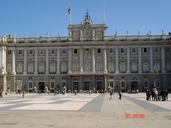 the royal palace (homoafarensis76) Tags: building by fire was site royal palace where same send destroyed felipe fifth habsburg i alcazzar