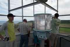 Inside Cape Cod Light (Jonathan Lurie) Tags: ocean light sea lighthouse coast unitedstates capecod massachusetts atlantic september highland coastal cape cod truro atlanticocean wellfleet highlandlight capecodlight