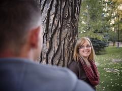 Barb & Brandon (Kelly Gibbons) Tags: calgary engagement yyc