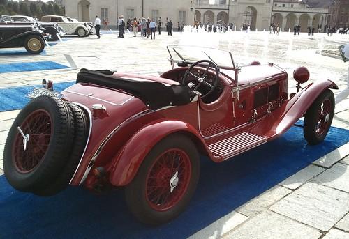 Alfa Romeo 1750 Zagato