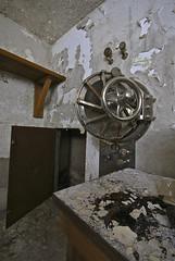 Pressure & Time (jgurbisz) Tags: school abandoned hospital connecticut exploring ct adventure autoclave wwwvacantnewjerseycom jgurbisz