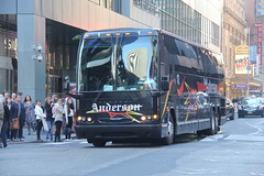 IMG_2586 (GojiMet86) Tags: street new york city nyc travel bus buses 1 coach broadway anderson and 48 48th h345