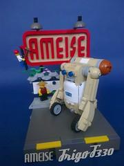 Frigo 01 (JPascal) Tags: walter lego robots futuristic frigo ameise f330 pezzali